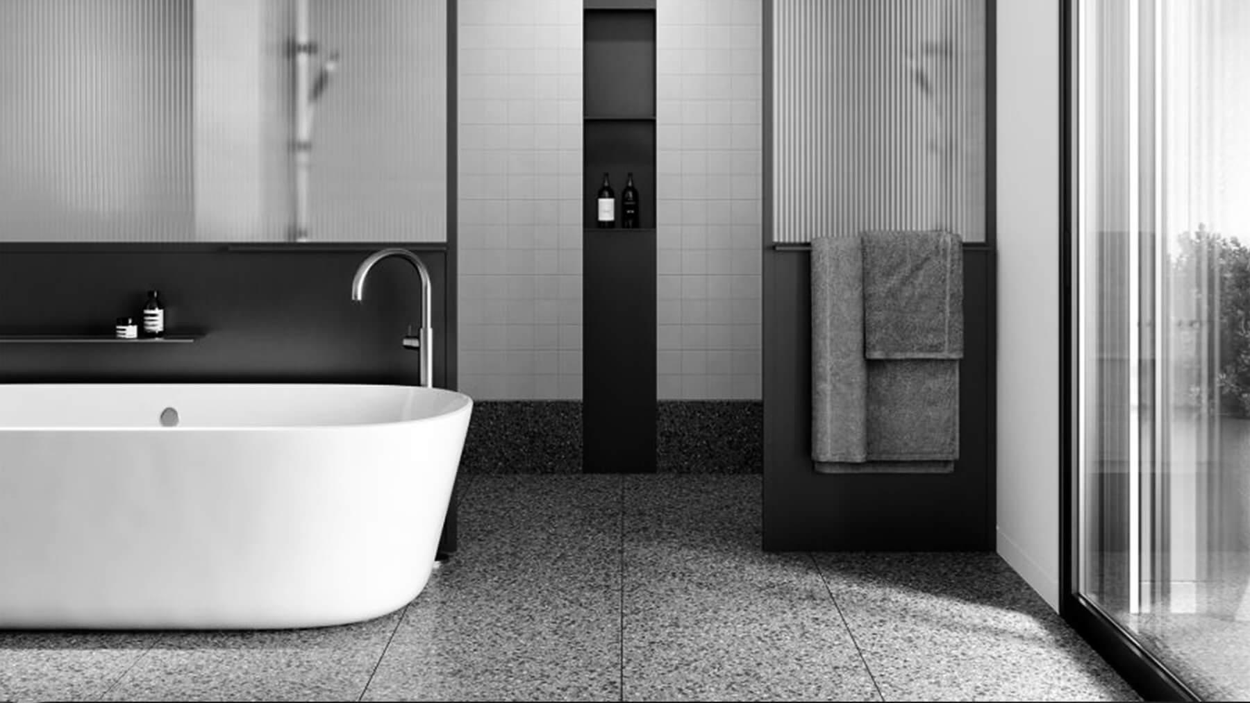 The London bathroom 2